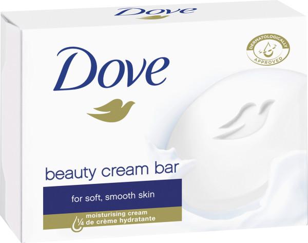 Dove Waschstück 100g, Cream Bar