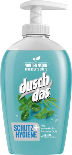 Duschdas Fl.Seife Schutz+Hygiene 250ml