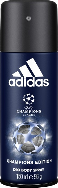 adidas Deo 150ml, UEFA Champ. League