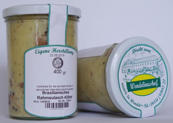Brasilianisches Rahmgulasch 430ml Wendelinushof